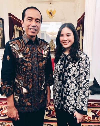 7 Pesona Angela Tanoesoedibjo, Wamen Termuda Jokowi yang Punya Saham MNC Rp7 M