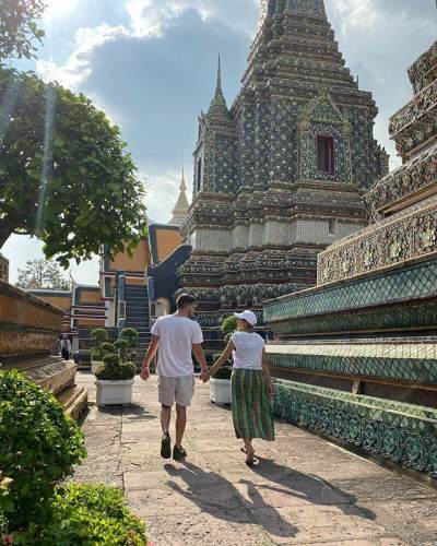 Liburan di Thailand, Nikita Mirzani Pamer Foto Toples Tanpa Bra