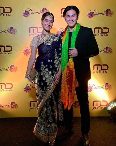 Adu Gaya 6 Artis Cantik Pakai Baju India di Acara Diwali, Siapa yang Paling Bollywood?