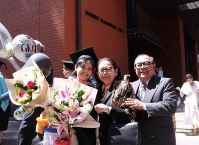 Gagal Hadir di Wisuda Putrinya, Wishnutama Tulis Doa dan Ungkapan Sayang