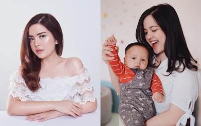 Jidat Anaknya Dikomentari, Balasan Tasya Kamila Bikin Otak Netizen Cenat Cenut