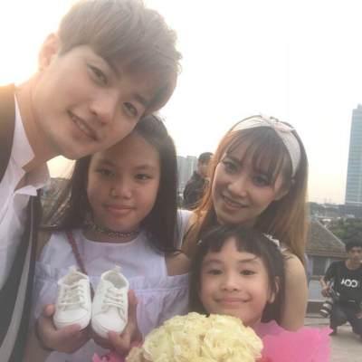 2. Zoe, Anak Lee Jeong Hoon dan Moa Aeim