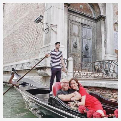 Anniversary Pertama, Ini 8 Momen Romantis Perjalanan Cinta Maia Estianty & Irwan Mussry
