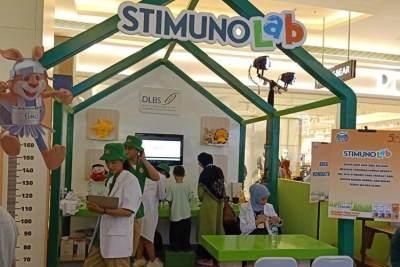 STIMUNO Mendukung Aktivitas Fisik Anak dengan Timo Land