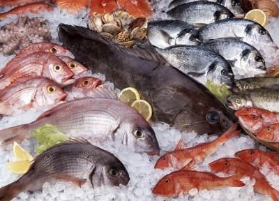3. Daging ikan masih kenyal dan elastis