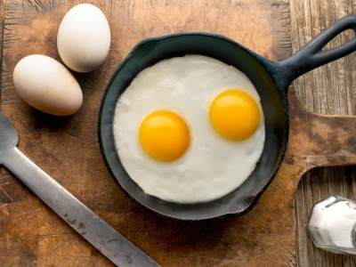 Dikenal Tinggi Kolesterol, 6 Makanan Ini Ternyata Bagus untuk Kesehatan Tubuh