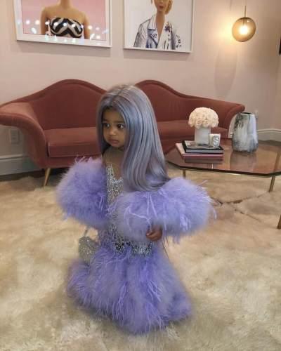 1. Stormi, anak Kylie Jenner