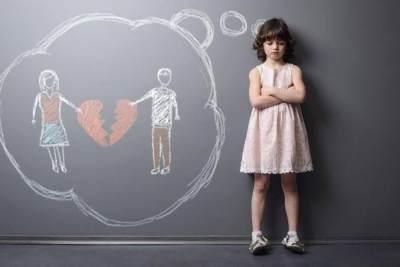 Meninggalkan Anak Karena Perceraian