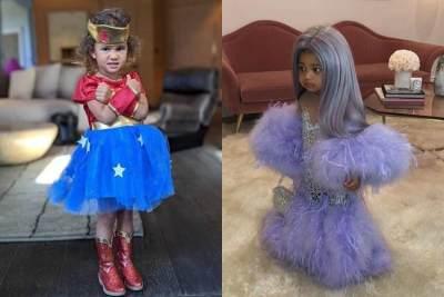 Pakai Kostum Halloween, Lucunya 5 Gaya Anak Selebriti Dunia Ini