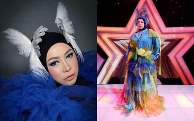 Gaya Fashionnya Jadi Bahan Lelucon di Pesta Halloween BCL, Melly Goeslaw Murka!
