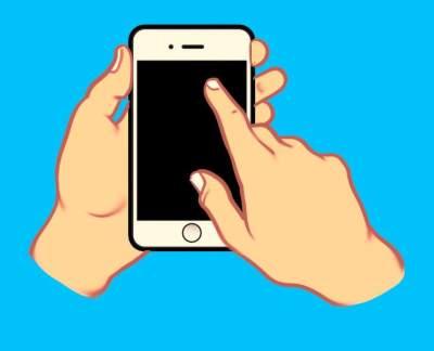 Cara Memegang Handphone Bisa Tunjukkan Kepribadianmu, Lho!