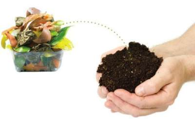 Manfaatkan Limbah Buah & Sayur Jadi Pupuk Kompos, Begini Cara Membuatnya, Moms!