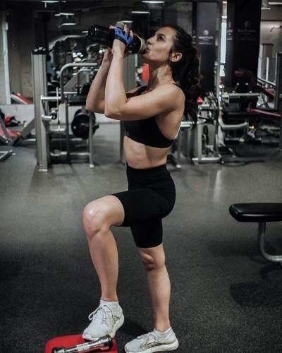 Pevita Pearce Sukses Bentuk Otot Demi 'Sri Asih', Bagaimana Sih Cara Melatihnya?
