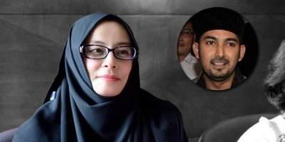 Putri Aisyah Aminah, mantan istri Ustaz Al Habsyi