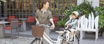 Mengenal Mamachari, Sepeda Unik Khusus Ibu dan Anak di Jepang