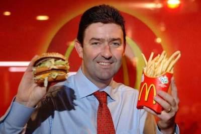 CEO McDonald Dipecat Akibat Tersandung 'Skandal' dengan Karyawannya