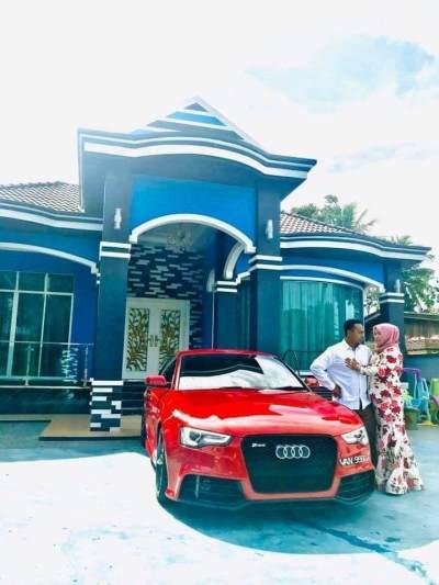 Dari Hasil Jualan Ayam Potong, Wanita Ini Bisa Hadiahi Suaminya Mobil Mewah!
