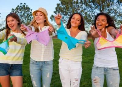 Saat Si Kecil Beranjak Remaja, Kenalkan 5 Jenis Bra Ini Pada Anak Perempuan