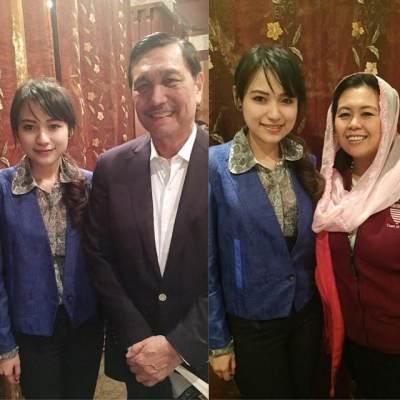 Jadi Rektor Termuda Di Indonesia, Ini 4 Fakta Menarik Risa Santoso
