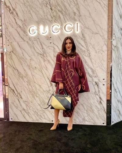 Keren Banget! Ini Gaya 9 Artis Cantik yang Tampil Kece di Gucci Manifesto