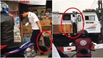Video Masinis Jajan Di Warung Pakai Lokomotif Viral, Ternyata Ini Faktanya!