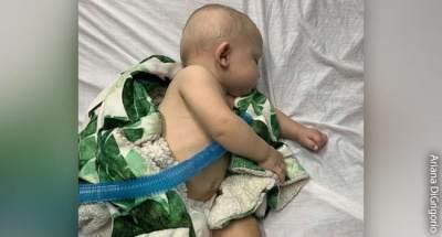 Jangan Asal Cium Bayi! Ini Pesan Seorang Ibu yang Anaknya Terserang Virus Pernapasan