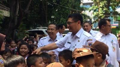 Program Baru Pemerintah DKI, Sebagian Anak Sekolah di Jakarta Kini Dapat Sarapan Gratis