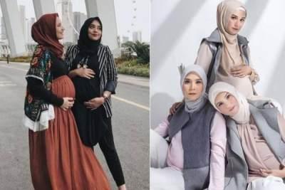 Dari Mewah Hingga Kasual, Ini Rekomendasi Baju Kondangan Untuk Ibu Hamil