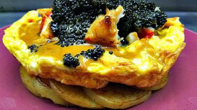 2. Omelet Spesial