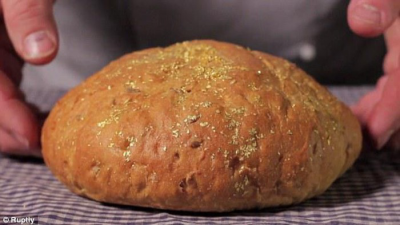 3. The Gold Leaf Bread