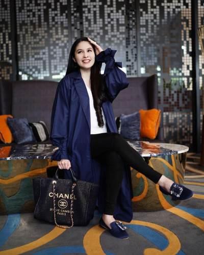 Ini 4 Alasan Kenapa Sandra Dewi Layak Dijuluki The Real Princess-nya Indonesia