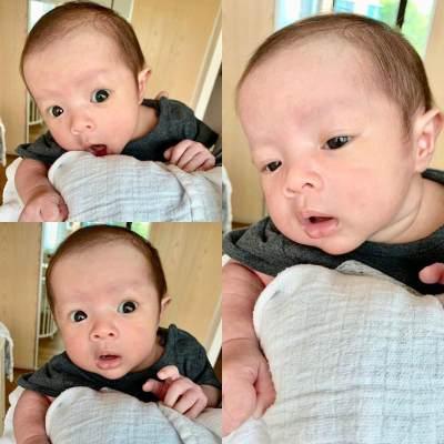 10 Potret Mikhael Moeis, Putra Kedua Sandra Dewi yang Gak Kalah Ganteng dari Kakaknya