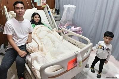Lahir dengan Selamat, Ini Arti Nama La Lembah Manah Cucu Ketiga Jokowi