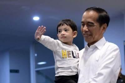 5 Fakta Seputar Cucu Ketiga Jokowi, Dari Kehamilan Selvi Hingga Nama Unik Adik Jan Ethes