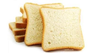3. Roti putih
