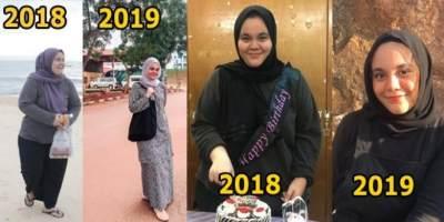 Setahun Tak Makan Nasi, Berat Badan Gadis Ini Turun 45kg