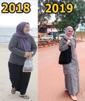 Tak Makan Nasi Selama Setahun