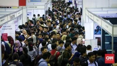 Pengangguran Akan 'Digaji' Jokowi Rp7 Juta di Tahun 2020? Ini Penjelasannya