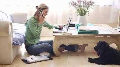 Manfaat Bekerja dari Rumah