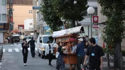 5. Sampai ke Jepang