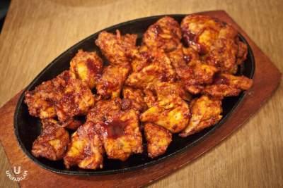 4. Jeans Chilli Chicken