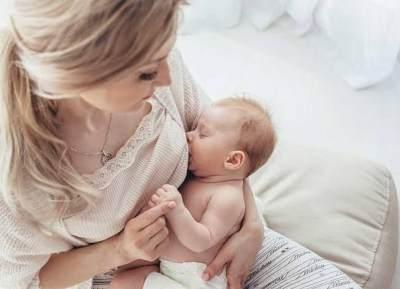 5. Mimpi Menyusui Bayi Laki-laki
