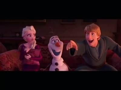 Jadi Pengisi Suara Olaf 'Frozen 2', Ini Cerita Seru Beby Tsabina
