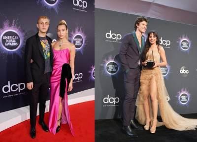 Selain Shawn Mendes & Camila Cabello, 4 Pasangan Artis Ini Juga Curi Perhatian di AMAs 2019