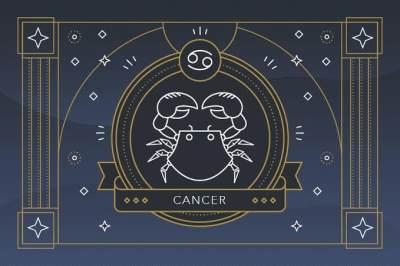 1. Cancer (21 Juni - 22 Juli)