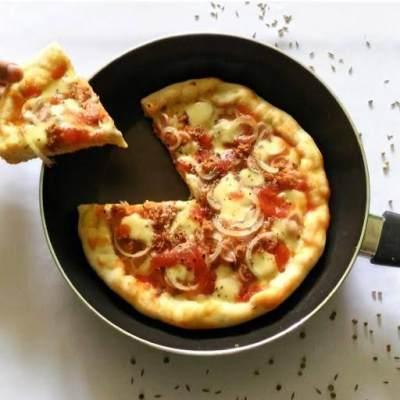 4 Kreasi Resep Easy Pizza Favorit Anak, Cocok Untuk Bekal Sekolah Si Kecil!