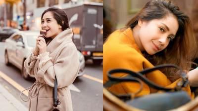 Ganti Warna Rambut, Ini 7 Potret Cantik Nagita Slavina yang Dipuji Mirip Artis Korea