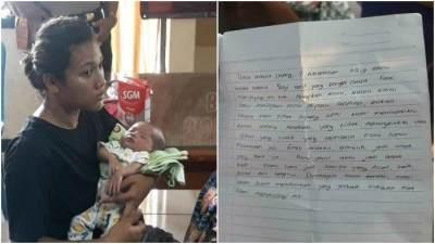 Kisah Menyayat Hati Bayi Grace yang Dibuang dan Pesan Menyentuh Sang Ibu