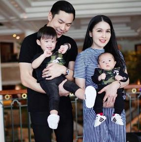 Rahasia ASI Booster Sandra Dewi Setelah ASI Kering dan Tak Bisa Menyusui