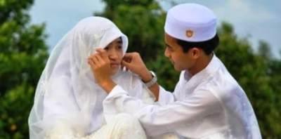 Miskin dan Takut Zina Jadi Penyebab Maraknya Pernikahan Dini Pada Anak?
